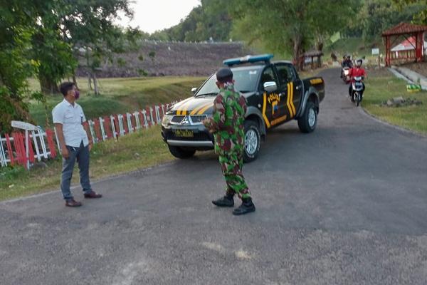 Desa di Eromoko Wonogiri Diisukan Lockdown Karena Ada Pasien Covid-19 Meninggal, Ini Faktanya