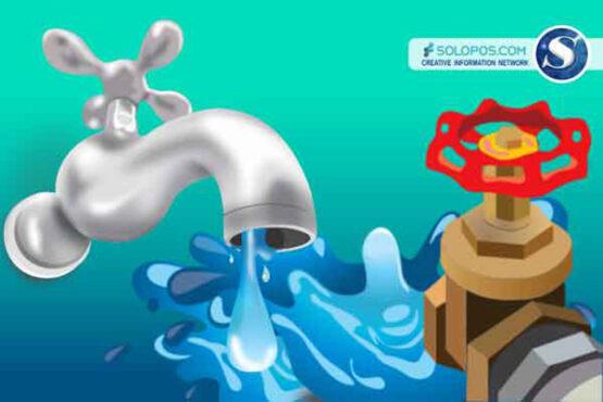 Ilustrasi dropping air bersih (Solopos-Whisnupaksa Kridhangkara)