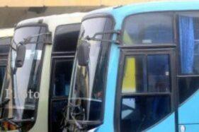 Ilustrasi bus (Solopos-Dok.)