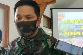 Kolonel (Inf) Rano Tilaar. (Solopos-Ichsan Kholif Rahman)