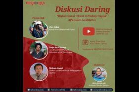 Kronologi Teror Terhadap Teknokra Unila, Penyelenggara Diskusi Diskriminasi Papua