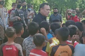 Kedapatan Tak Pakai Masker Bareng Puluhan Anak, Ketua KPK: Saya Pakai 3