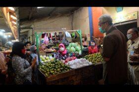 Kasus Covid-19 Meningkat di Pasar Temanggung, Ganjar: Jangan Cuma Ditutup!