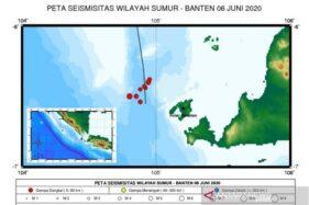 Fenomena Aneh Gempa Beruntun Selat Sunda, Ini Analisis BMKG