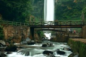 Air Terjun Gojogan Sewu, Karanganyar. (Pictagram)