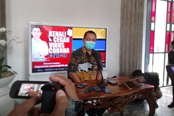 20 ASN Pemkot Semarang Positif Covid-19, Termasuk Anggota Satpol PP