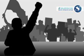 Puluhan APK Liar di Klaten Dipreteli, Pemilik Bisa Ambil di Bawaslu