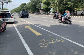 Semarang Kini Punya Jalur Khusus Sepeda