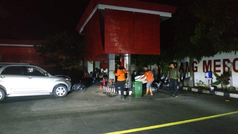Kasus Mobil Tabrak Mesin Dan 3 Orang Di SPBU Bhayangkara Solo Berakhir Damai, Begini Kesepakatannya
