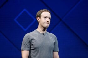 CEO Facebook, Mark Zuckerberg. (Reuters)