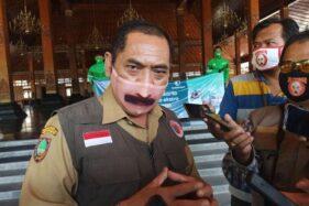 Kasus Covid-19 Melonjak, Wali Kota Solo Larang Warga Gelar Resepsi di Rumah
