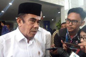 Menteri Agama Fachrul Razi (Antara-Muhammad Zulfikar)