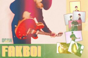 Sampul lagu Fakboi-Ocan Siagian. (Youtube)