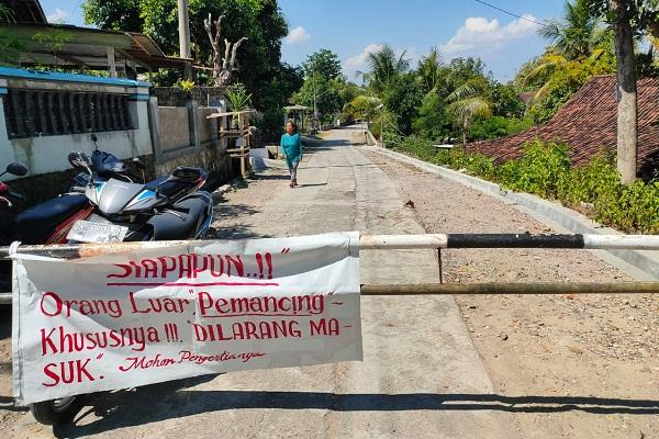 Hore! Area Pemancingan Gumiwang Lor Wonogiri Dibuka Mulai 1 Juli