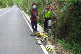 Pesepeda Kasihan Meninggal di Parit Kulonprogo, Diduga Kelelahan Nanjak