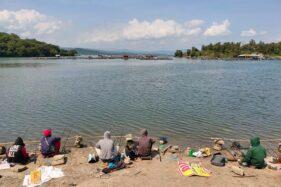 Hore! Area Pemancingan WGM di Sendang Wonogiri Dibuka Lagi