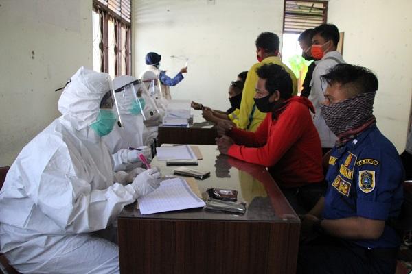Klaten Targetkan 7.000 Orang Ikuti Rapid Test Covid-19