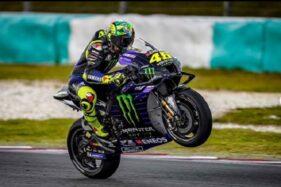 Valentino Rossi Masih Balapan di Moto GP 2021 Dengan Petronas Yamaha SRT, Siap Nonton Di Mandalika?