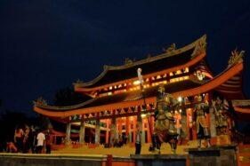 Objek Wisata Klenteng Sam Poo Kong Semarang Dibuka Lagi, Ini Aturan Bagi Pengunjung