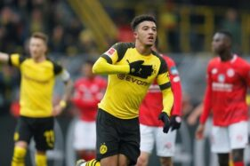 Jadon Sancho. (Reuters)