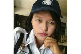 Sugiyanti, wanita anggota satpam PT PAN Brother Sragen yang hilang sejak Selasa (2/6/2020). (Istimewa)