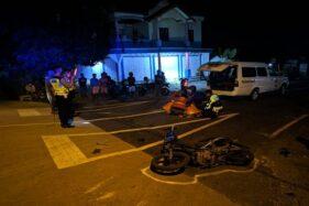 Polisi Buru Pelaku Tabrak Lari di Ring Road Sragen