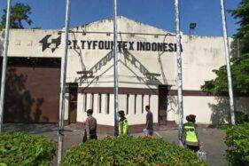 Unjuk Rasa Karyawan PT Tyfountex Sukoharjo Sudah Disepakati Batal, Tetapi...