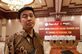Operator Pizza Hut AS Bangkrut, Saham PZZA Indonesia Menukik