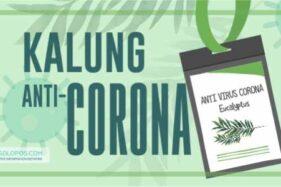 Kalung Anti-Corona Siap Diproduksi di Indonesia, Mampukah Tangkal Covid-19?