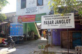 Ada Pasar Janglot di Tangen Sragen, Apa Ada Hubungannya dengan Jenglot?