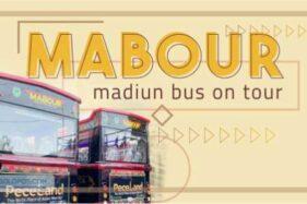 Perkenalkan Mabour, Bus Wisata Gratis di Madiun