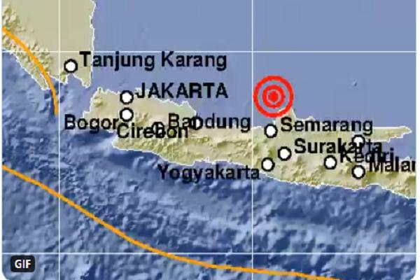 Gempa Magnitudo 6,1 Jepara Ingatkan Trauma Gempa Jogja 2006