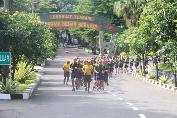 1.262 Orang di Secapa TNI AD Bandung Positif Covid-19, Ini Penyebabnya