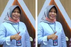 Dekan FISIP UNS Solo, Ismi Dwi Astuti Nurhaeni (Solopos/Akhmad Ludiyanto)