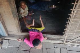 Kisah Rehan, ABK Asal Wonogiri yang Bergerak dengan Badan Tengkurap
