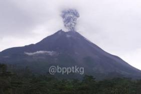 BNPB: Waspada! Ada Gempa Vulkanik Dangkal Indikasi Erupsi Gunung Merapi