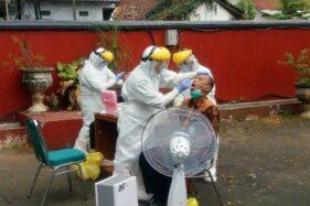 Sekda Positif Covid-19, Pejabat Pemkab Grobogan Jalani Uji Swab