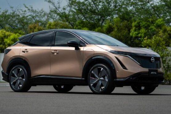 Nissan Ariya. (Istimewa)