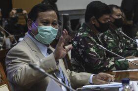Hasil Survei: Prabowo Capres Terkuat 2024, Elektabilitas Ganjar Melejit