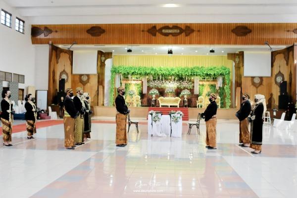 Hajatan Desa di Klaten Tak Bisa Dilarang, Pesta Pernikahan Gedung Tunggu SE Bupati