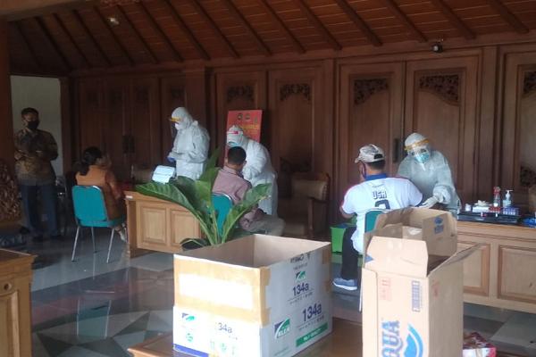 Kontak dengan Wawali Solo yang Positif, 18 Anggota DPRD Solo Jalani Swab Test