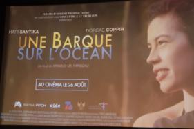 Film ini merupakan perpaduan antara dua budaya yang sangat berbeda, tersurat melalui kisah cinta antara Eka seorang pemuda Bali berusia 25 tahun yang tinggal di sebuah desa kecil di Bali utara dan Margaux, seorang mahasiswi Prancis jurusan musik piano. (Kemenparekraf/Bisnis.com)