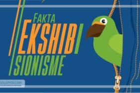 Infografis Ekshibisionisme (Solopos/Whisnupaksa)
