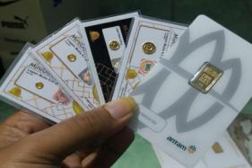 Ilustrasi investasi emas (Solopos/Farida Trisnaningtyas)