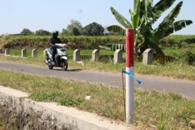 Waduh! Warga 1 RT di Polanharjo Klaten Tergusur Proyek Tol Solo-Jogja