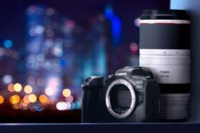 Canon Rilis Duo Kamera Mirrorless Full-Frame, EOS R5 dan EOS R6