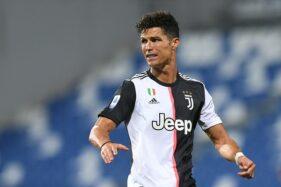 Juventus Gagal Menang, Cristiano Ronaldo Dapat Sorotan
