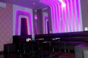 Salah satu ruangan karaoke di Inul Vizta The Park Mall Solo Baru, Sukoharjo. (Istimewa/Inul Vizta The Park Mall)