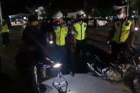 Pakai Alat Pengukur Suara, Polresta Solo Jaring 22 Motor Berknalpot Brong Dalam Semalam