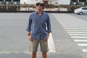 Antonius Yogo Prabowo, 43, anggota DPRD Solo periode 2019-2024, dari PSI. (Istimewa)